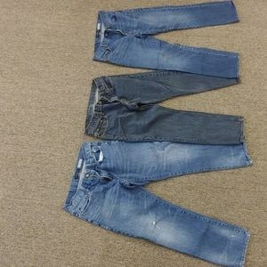Lot of 3 Mens Aeropostale Jeans size 32/30